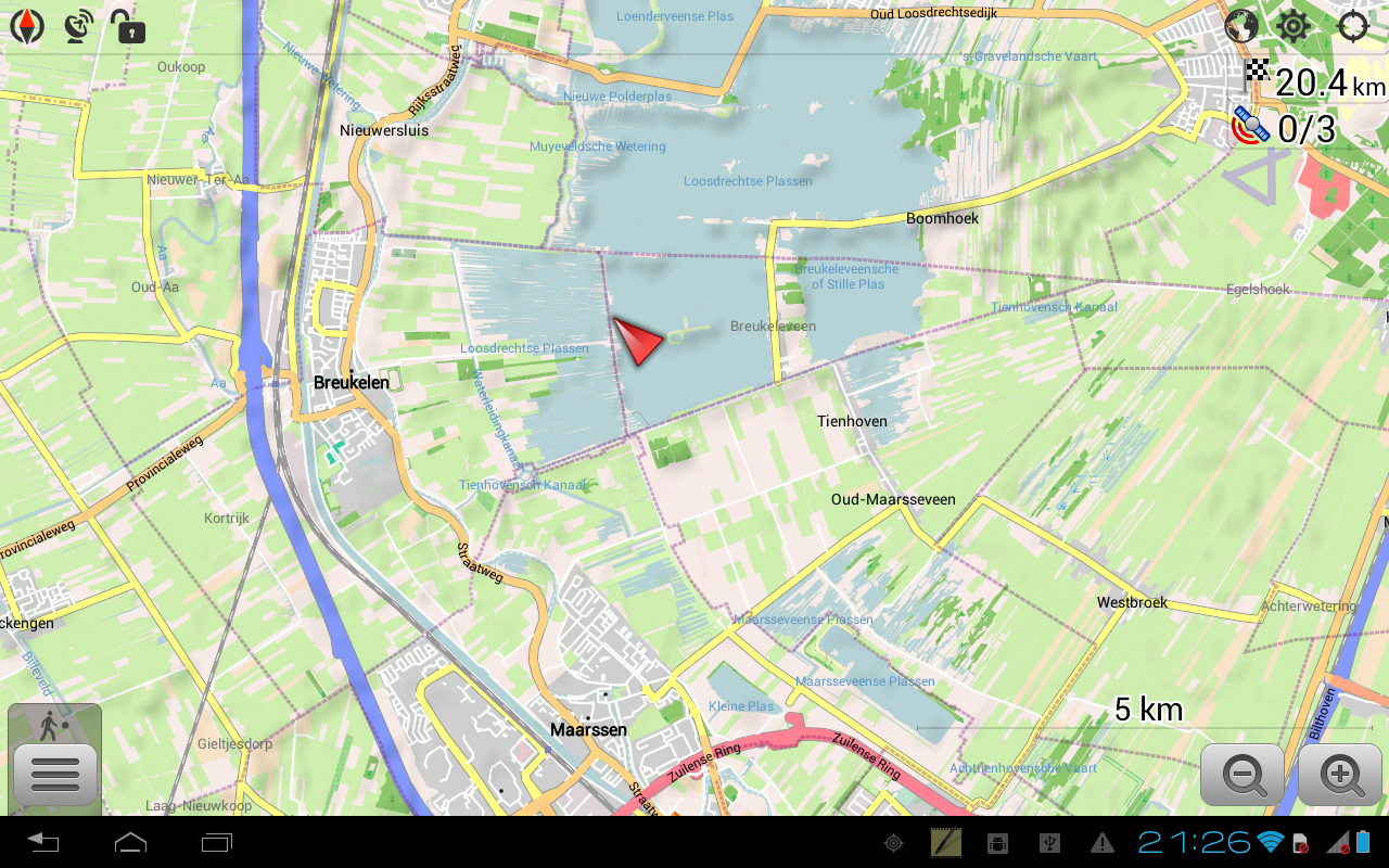 OsmAnd Maps & Navigation- screenshot
