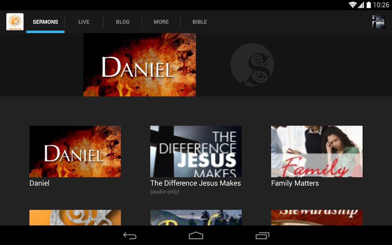 Shiloh Metropolitan Baptist- screenshot