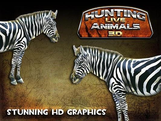 Live Animal Hunting 3D - screenshot
