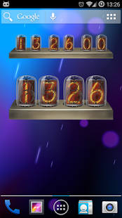 How to mod Animated Nixie clock widget lastet apk for android