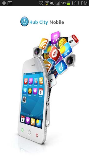 Hub City Mobile - App Preview