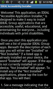 IDEAL Access 4 Other Carriers® - screenshot thumbnail