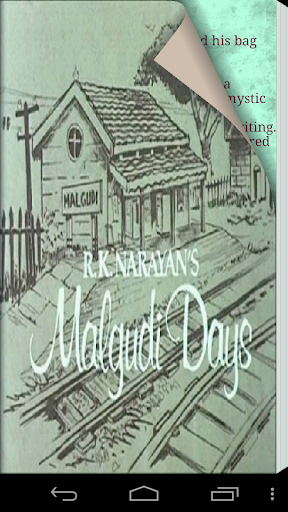 【免費書籍App】Malgudi Days-APP點子