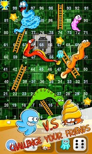 Snakes & Ladders Aquarium - screenshot thumbnail