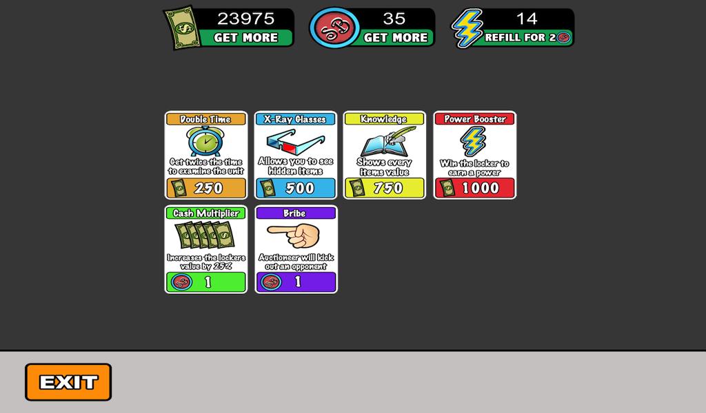 Storage Battles Screenshot