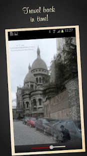 Paris, Then and Now Guide FREE- screenshot thumbnail