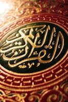 Screenshot of Quran in English