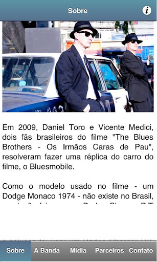 Bluezarros Brothers