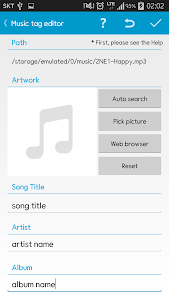 Star Music Tag Editor v1.3.3