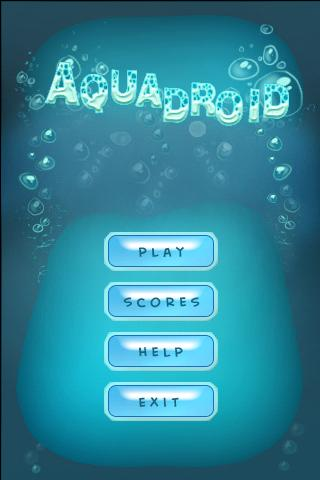 Aquadroid- screenshot
