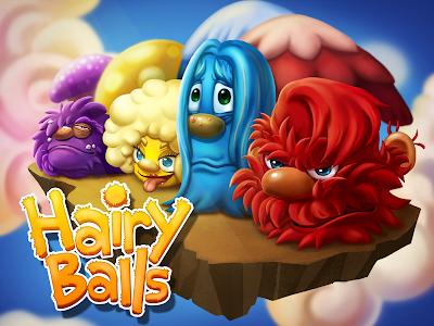 Hairy Balls v1.1.1