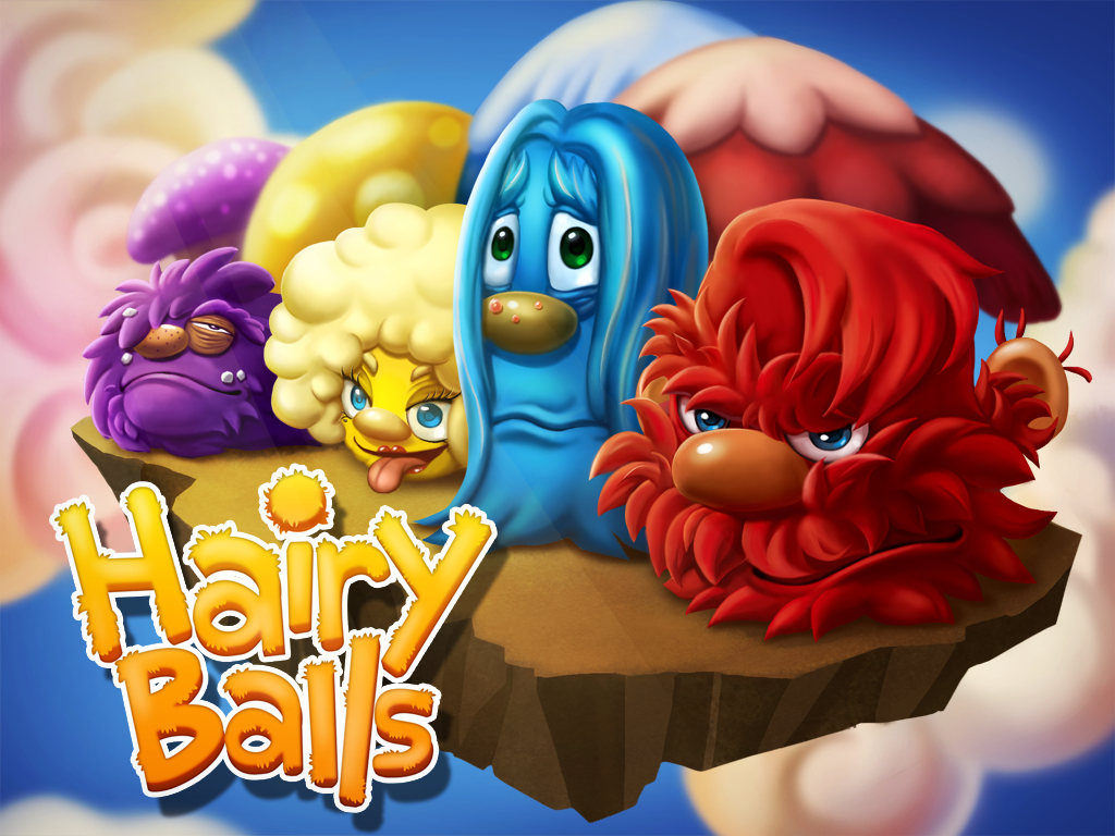 Hairy Balls- screenshot