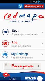 Redmap- screenshot thumbnail