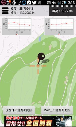標高ワカール -山登り・防災のための海抜測定|玩工具App免費|玩APPs
