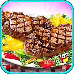 Steak Maker – Kitchen game for PC and MAC