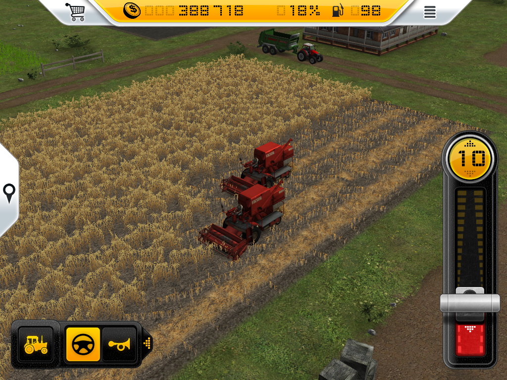Farming Simulator 14- screenshot