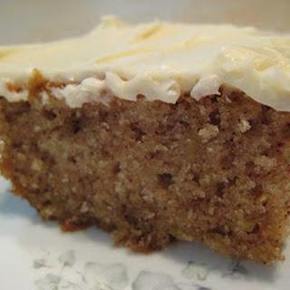 Zucchini Bars/Cake