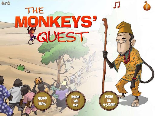 The Monkeys' Quest