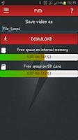 Screenshot of FVD Ad-Free