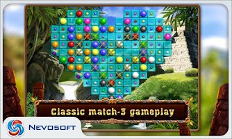 Screenshot of Wonderlines: match-3 puzzle