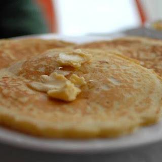 Plain Pancake Recipe