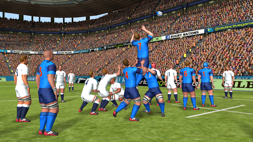Rugby Nations 15 Apk v1.1.2