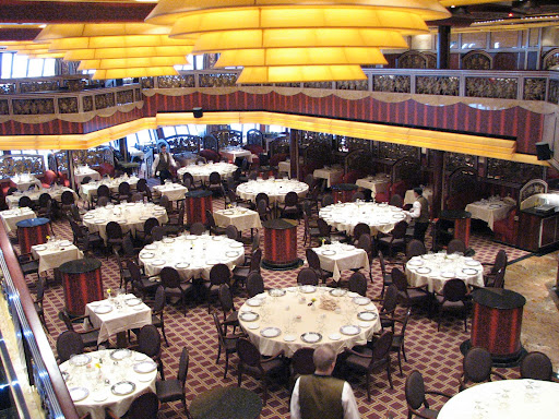 Cruise Diva Carnival Cruise Lines Tests Flexible Dining