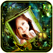 Fantasy photo frames