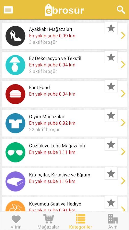 eBroşür - screenshot
