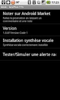 Screenshot of Glob - TTS Plugin
