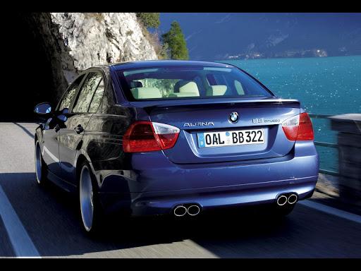 BMW Alpina Car Daily Wallpaper