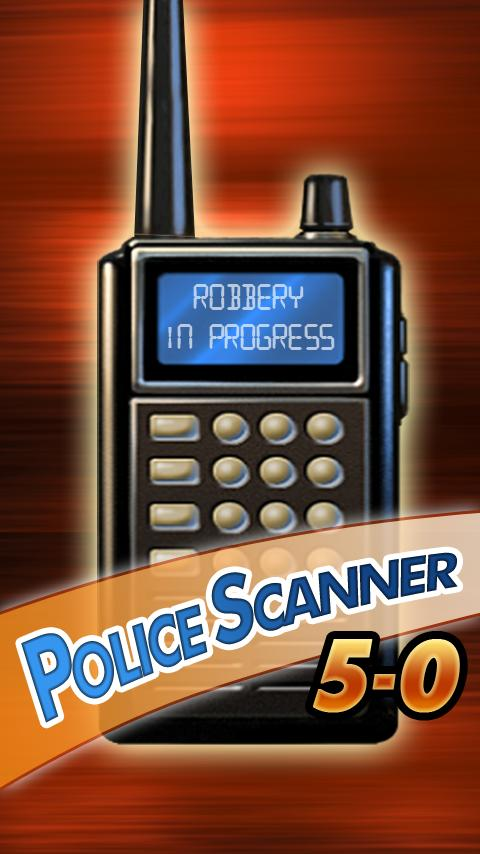 Police Scanner 5-0 (FREE) - screenshot