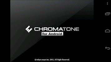Screenshot of Chromatone for Android