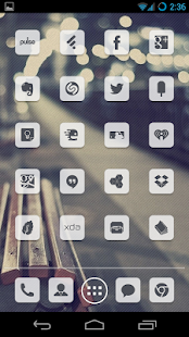 Simplex Icons (Nova/Apex) Screenshot