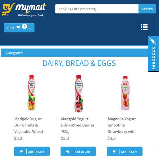 MyMart.sg - Online Grocery- screenshot