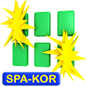 Spanish-Korean FlashCards icon