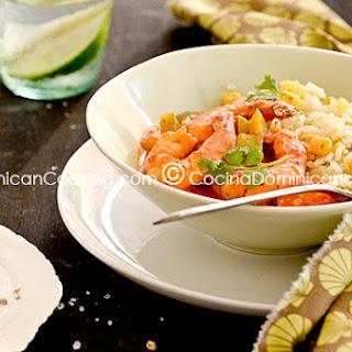 Camarones Guisados Recipe (Stewed Shrimp).