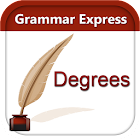 Grammar Express : Degrees Lite icon