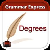 Grammar Express : Degrees Lite