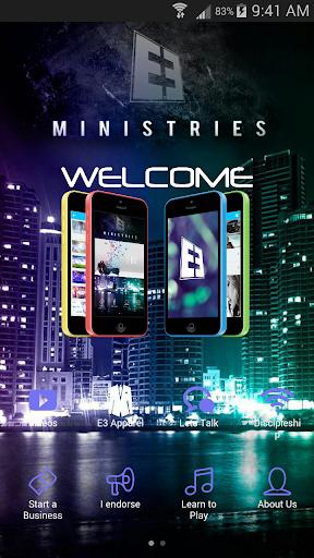 E3 Ministries