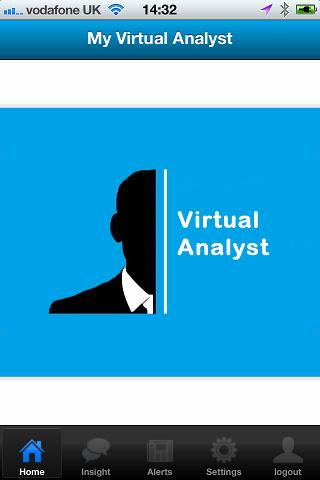 Virtual Analyst- screenshot