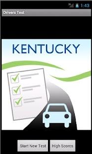 Kentucky Practice Drivers Test- screenshot thumbnail