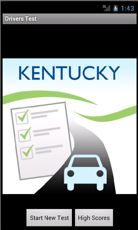 Kentucky Practice Drivers Test- screenshot