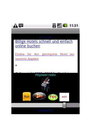 Energy Radio - screenshot