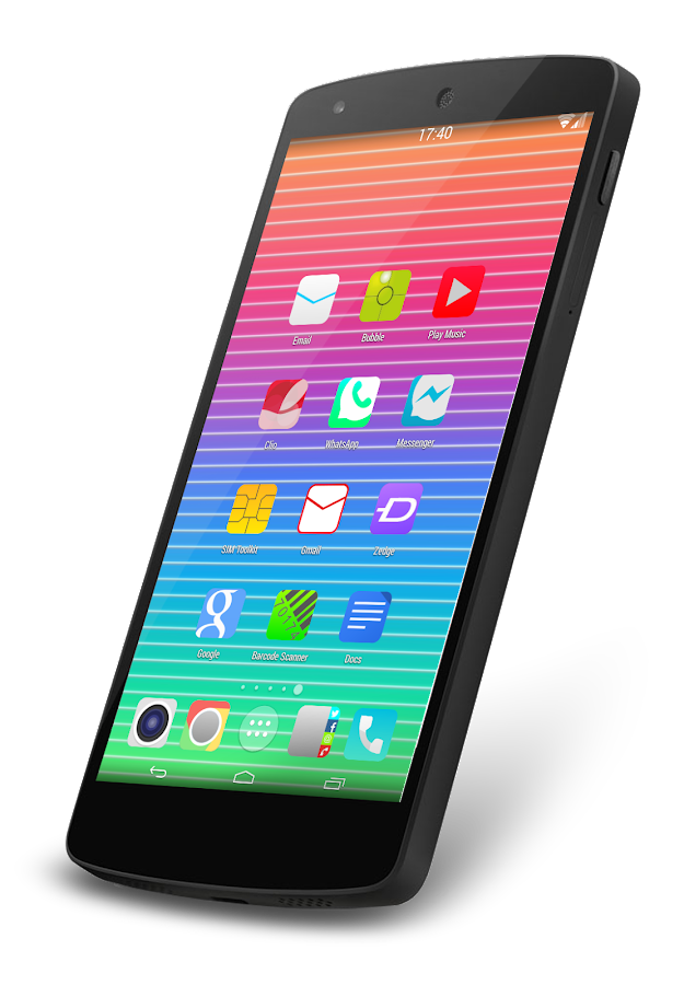 Clios 8 in 1 icon pack HD - screenshot