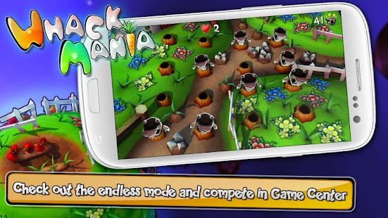 Whack Mania - screenshot thumbnail