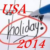 2014 US Federal Holidays