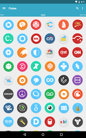 Flatee - Icon Pack Screenshot 7