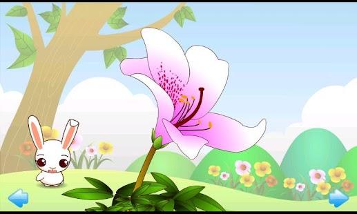 【免費教育App】花朵的秘密(繁體中文版)-APP點子
