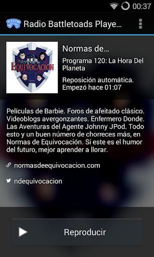 Radio Battletoads